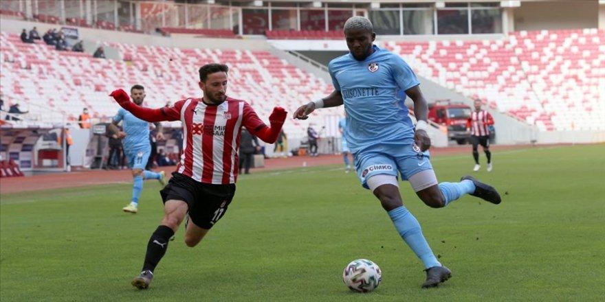 Demir Grup Sivasspor, Gaziantep FK'nin yenilmezlik serisini bitirdi