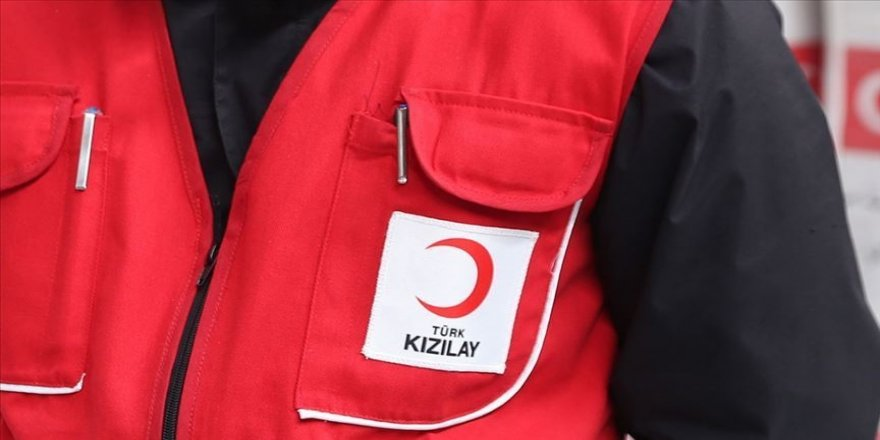 Türk Kızılaydan 'Sancaktepe Şubesinin önceki yönetimi döneminde yaşananlara' ilişkin açıklama