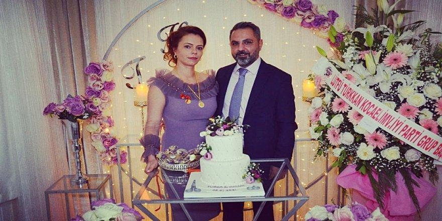 DHA Gebze Muhabiri Haluk Turgut,Nişanlandı