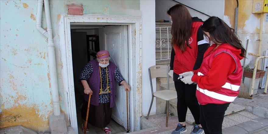 En yüksek yaşlı nüfus oranına sahip Sinop'ta Vefa Grubu'nun özverili mesaisi sürüyor
