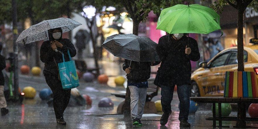 Marmara Bölgesi'nde yağışlar geçen ay yüzde 47 azaldı