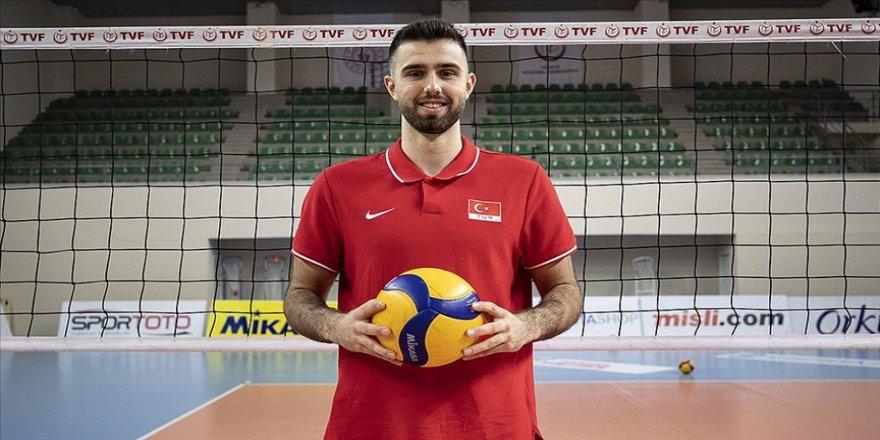 Milli voleybolcu Lagumdzija: Hedefimiz grup birincisi olarak Avrupa Şampiyonası'na katılmak