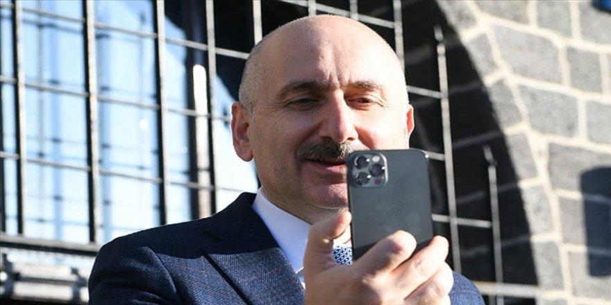Bakan Karaismailoglu: Türkiye'nin yeni nesil uydu teknolojilerini gençlerimizle birlikte omuz omuza üreteceğiz