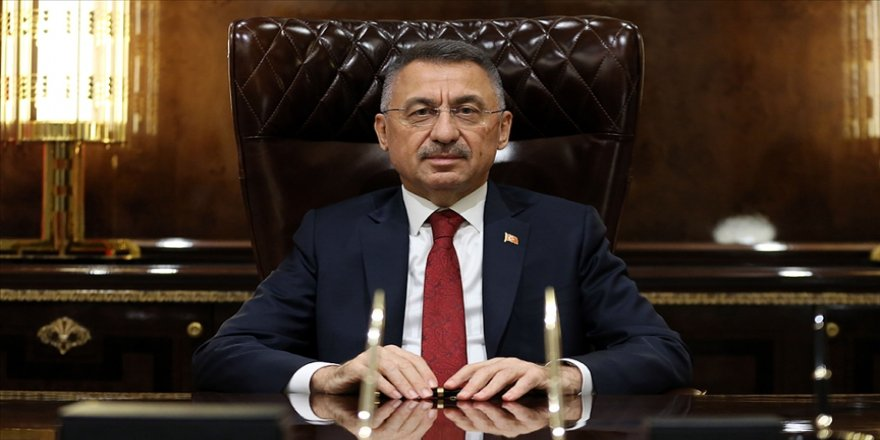 Cumhurbaşkanı Yardımcısı Oktay'dan depreme ilişkin açıklama: Ekiplerimiz sahada, süreci yakinen takip ediyoruz