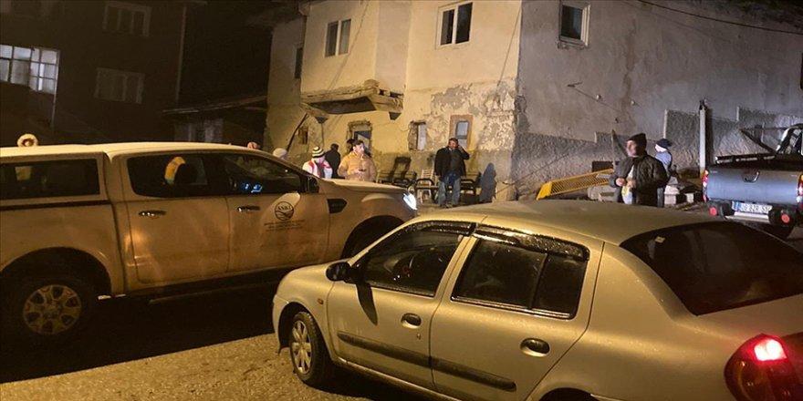 Ankara'nın Kalecik ilçesinde 4,5 büyüklüğünde deprem