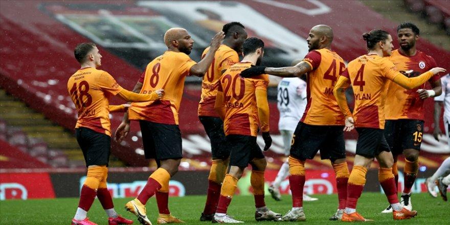 Galatasaray kupada tur peşinde
