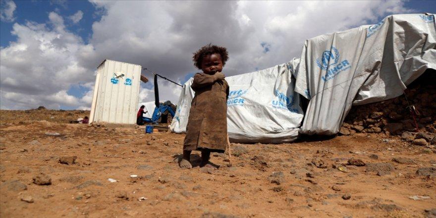 BM'den 'Yemen'de 13,5 milyon kişi açlıktan ölme riski altında' uyarısı