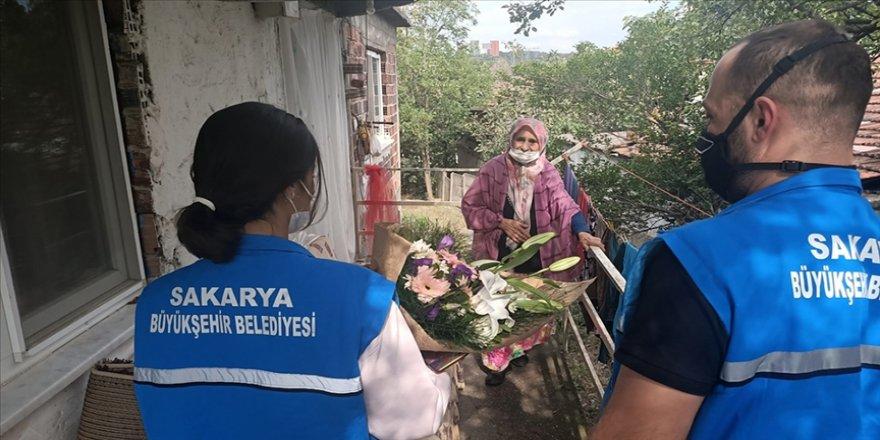 Sakarya'da Kovid-19 salgını sürecindeki sosyal çalışmalar vatandaşın hayatına dokundu
