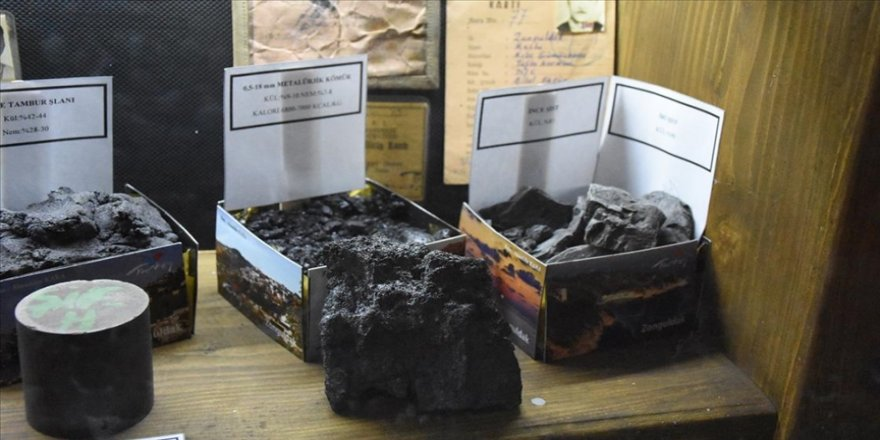 Madencilik tarihine ışık tutan müze: Karaelmas Maden Şehitleri Müzesi