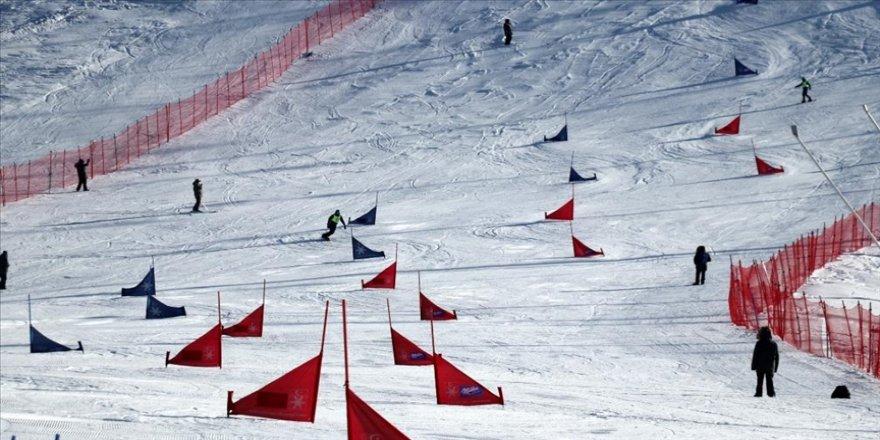 Tesisleriyle zirvede dört mevsim sporcu ağırlayan şehir: Erzurum