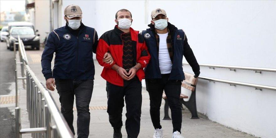 Adana'da terör örgütü El Kaide şüphelisi tutuklandı
