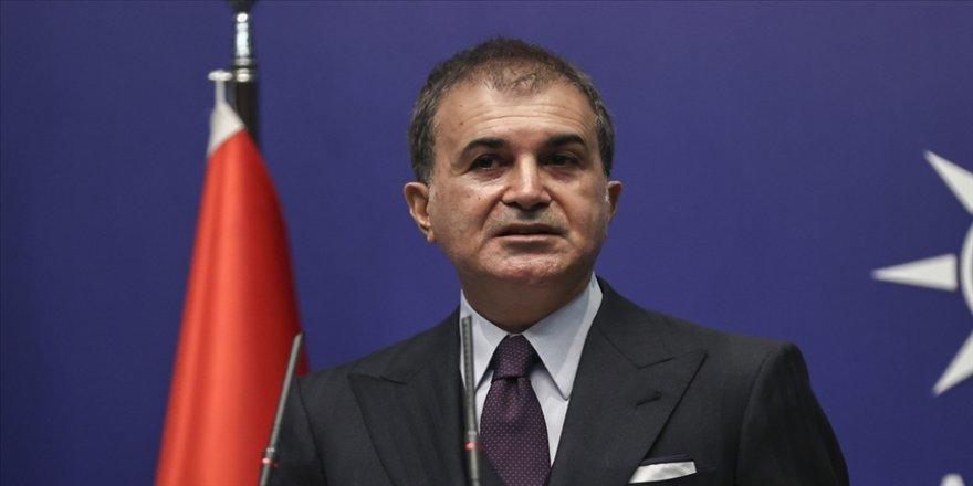 AK Parti Sözcüsü Çelik: Cumhurbaşkanımıza 'sözde Cumhurbaşkanı' demek ancak darbeci zihniyetin bir ürünüdür