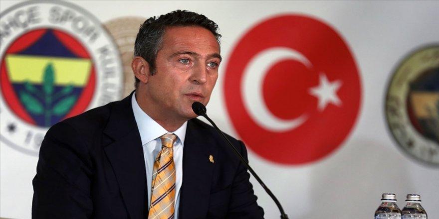 Ali Koç: Uyuşmazlık Çözüm Kurulunun Oğulcan Çağlayan kararı Türk futbolu için milat olabilmesi için bir fırsat