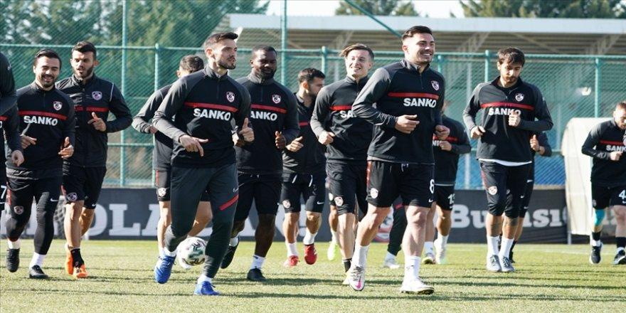 Gaziantep FK kupada Konyaspor'a konuk oluyor