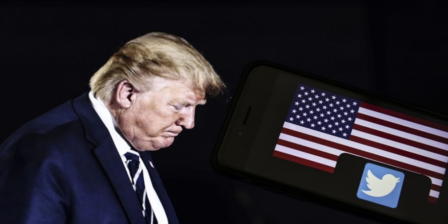 Trump-Twitter savaşında son perde: Trump'ın hesabı süresiz askıda