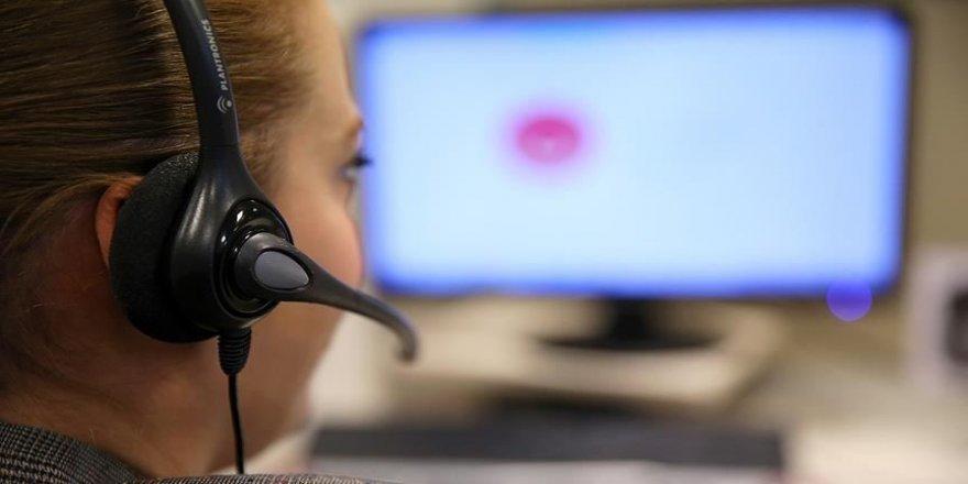 Aile, Çalışma ve Sosyal Hizmetler Bakanlığının hatlarına geçen yıl 32 milyondan fazla çağrı geldi