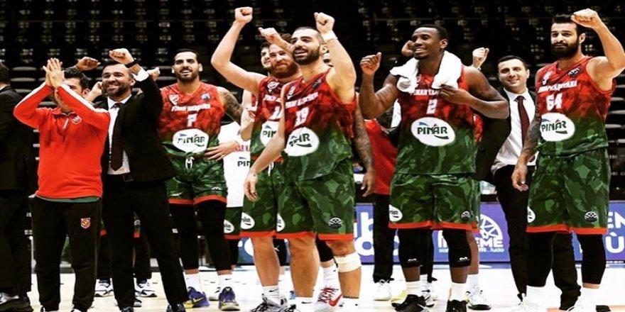Pınar Karşıyaka İtalya deplasmanında kazandı