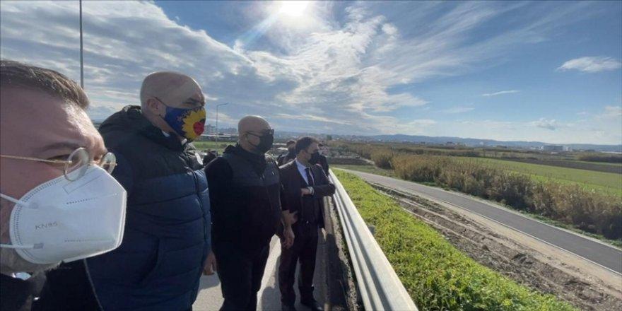 Türkiye'nin Arnavutluk'ta inşa edeceği hastanenin hazırlıkları sürüyor