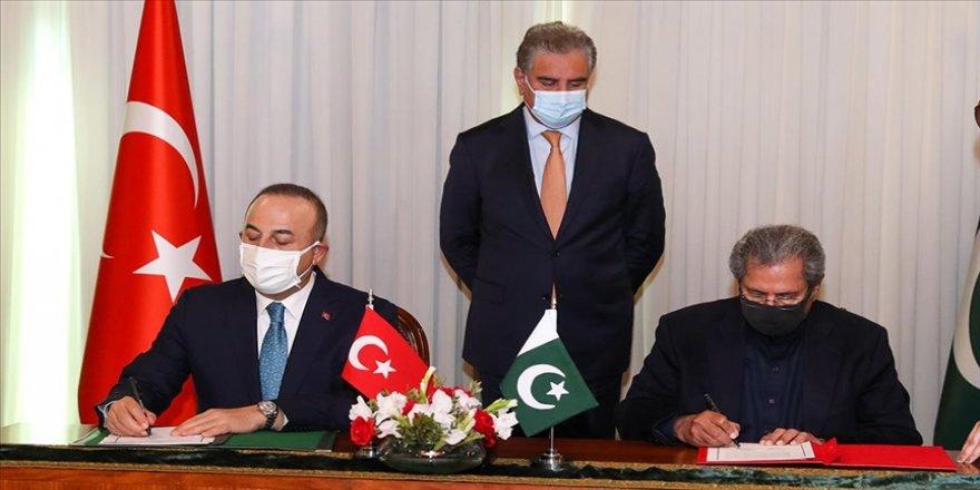 Türkiye ve Pakistan arasında Türkiye Maarif Vakfı'nın statüsü ve faaliyetlerine ilişkin anlaşma imzalandı