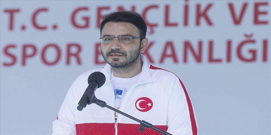 HİS Başkanı Yasin Bölükbaşı: 2020 yılında sporun önemi daha çok anlaşıldı
