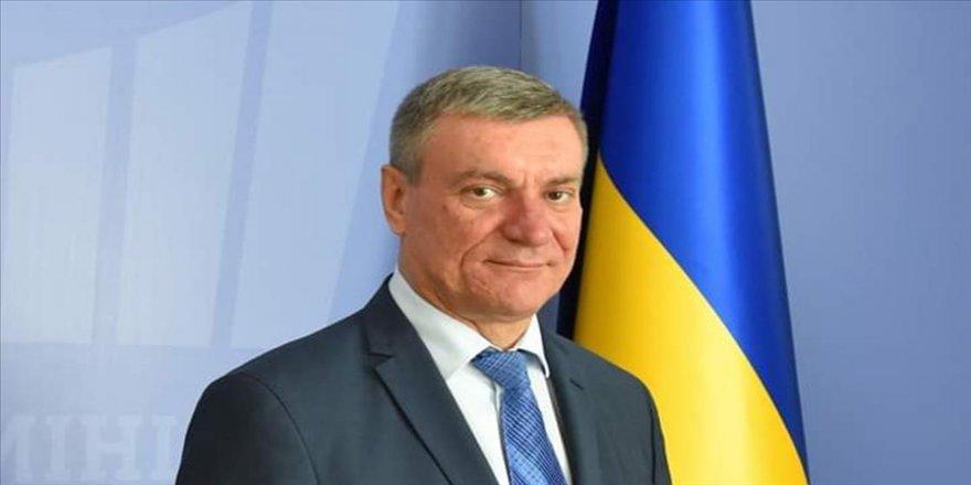 Ukrayna Stratejik Endüstriler Bakanı Uruskiy, Türkiye-Ukrayna savunma iş birliğini değerlendirdi: