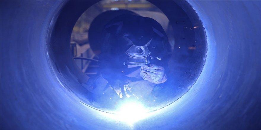 Türkiye sanayi sektörü salgının olumsuz etkilerini üzerinden atmaya devam ediyor