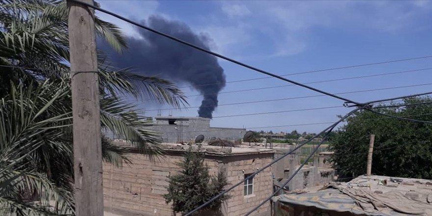 İsrail'in Suriye'nin doğusuna saldırılarında rejim ordusu ve İran destekli gruplardan 60 kişi öldü