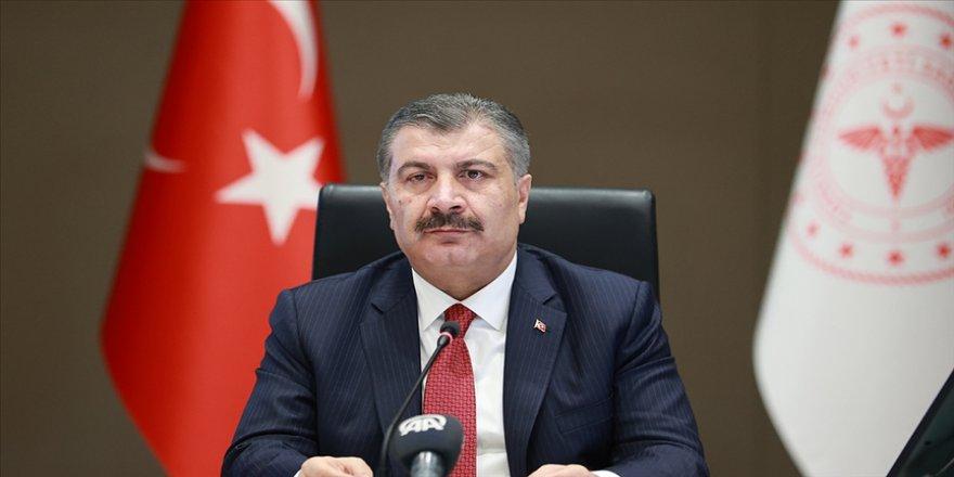 Sağlık Bakanı Koca: sağlık çalışanlarımızın aşılanmasına başlanacak
