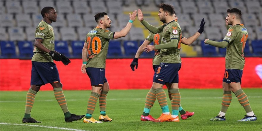 Medipol Başakşehir kupada çeyrek finale yükseldi