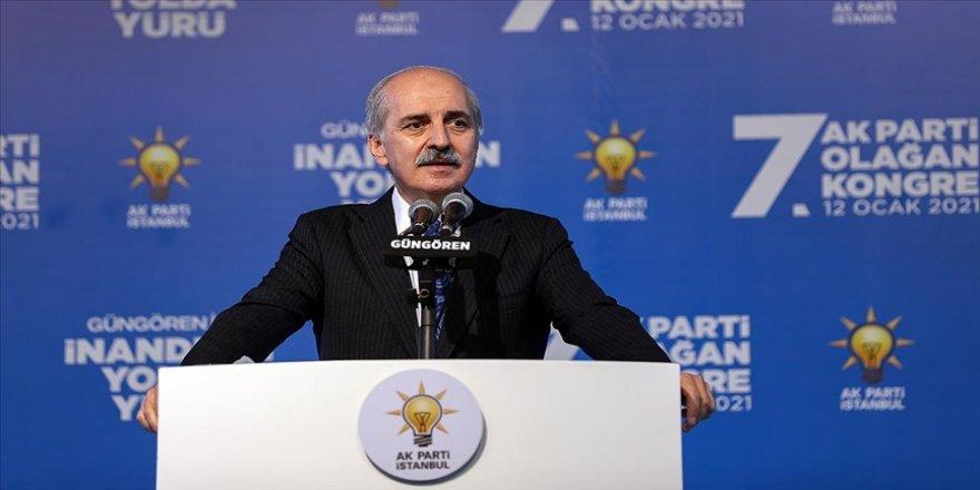 AK Parti Genel Başkanvekili Kurtulmuş: Yolumuza devam edeceğiz, işi ve davası olan biziz