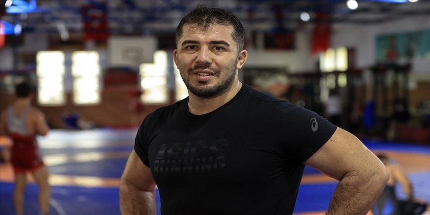 Milli güreşçi Cenk İldem: Üzerime yapışan bir 'Bronz adam' söylemi var
