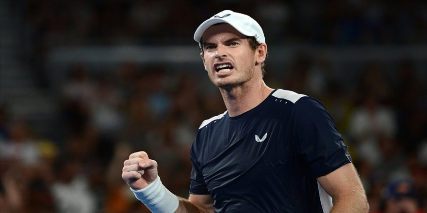 Büyük Britanyalı tenisçi Andy Murray koronavirüse yakalandı