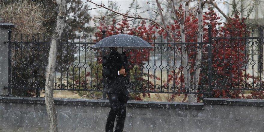 Doğu Anadolu'da 4 il için fırtına ve yağış uyarısı