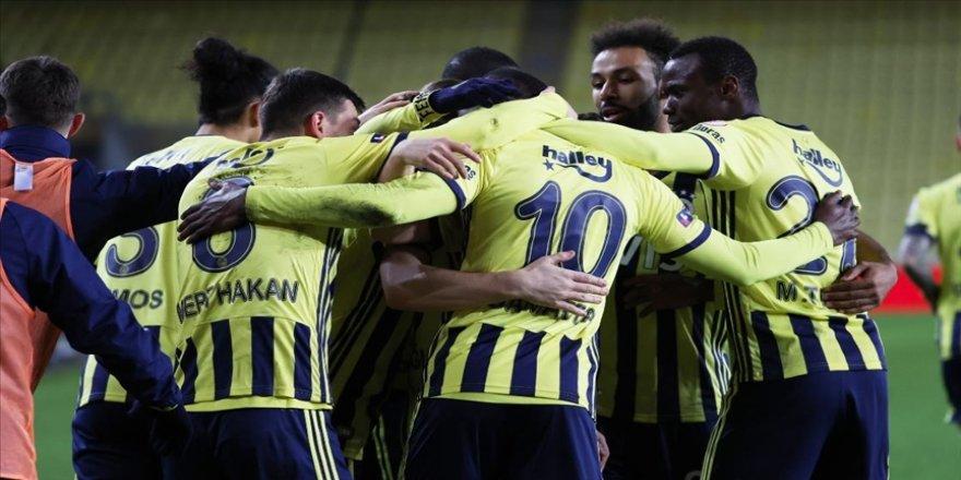 Fenerbahçe tek golle çeyrek finalde