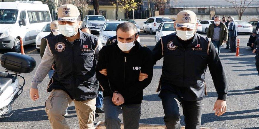 Sultanahmet ve Suruç saldırılarında kullanılan patlayıcıları temin eden DEAŞ'lı terörist tutuklandı