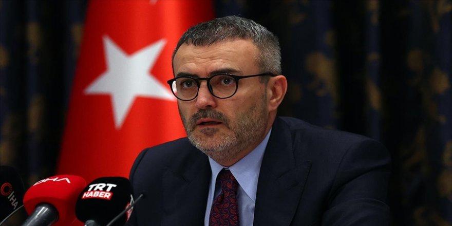 Mahir Ünal: Kılıçdaroğlu'nun açıklaması doğrudan millet iradesini hedef almaktadır