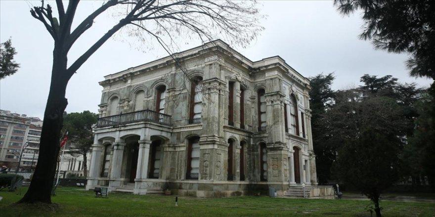 Kocaeli'deki Osmanlı mirası Kasr-ı Hümayun Sarayı ihtişamıyla yıllara meydan okuyor
