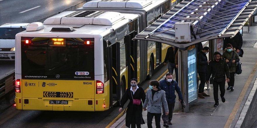 İstanbul'da toplu ulaşımda HES kodu zorunluluğu başladı