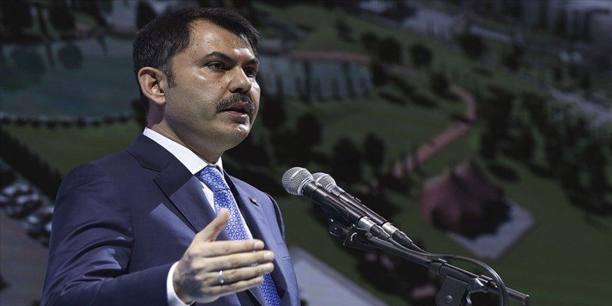 Çevre ve Şehircilik Bakanı Kurum: Türkiye için sevginin ve hoşgörünün simgesi Mevlana Meydanı olacaktır