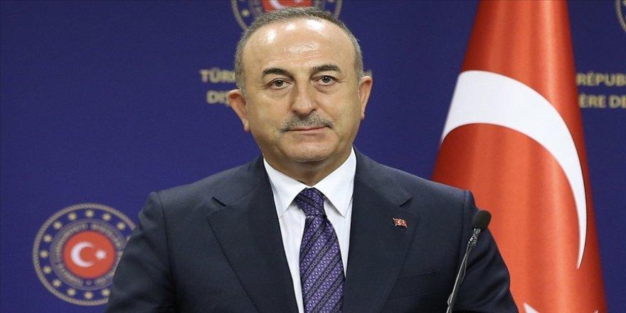 Azad Cammu ve Keşmirli siyasetçi, Çavuşoğlu'na Keşmir konusundaki açıklaması dolayısıyla teşekkür etti