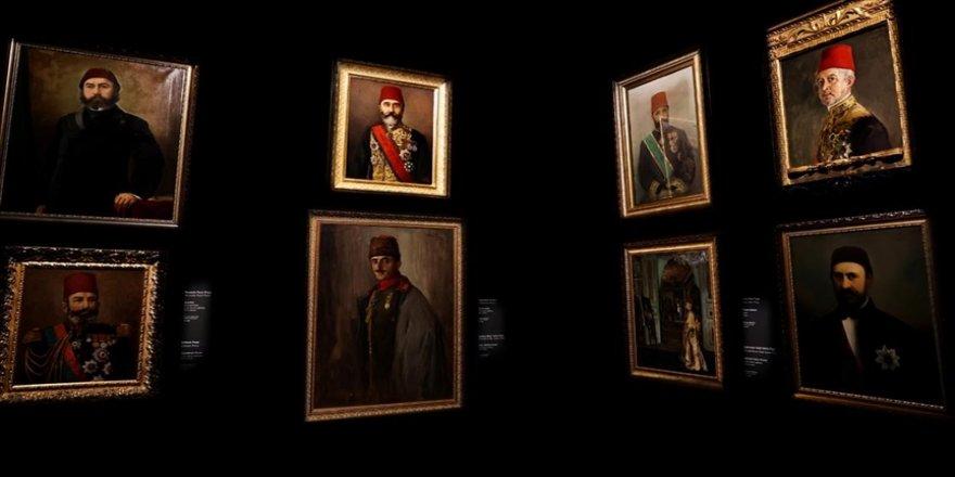Restorasyonu tamamlanan Milli Saraylar Resim Müzesi ziyarete açıldı