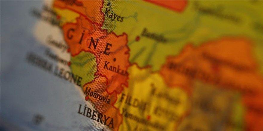 Gine'de hükümet istifa etti