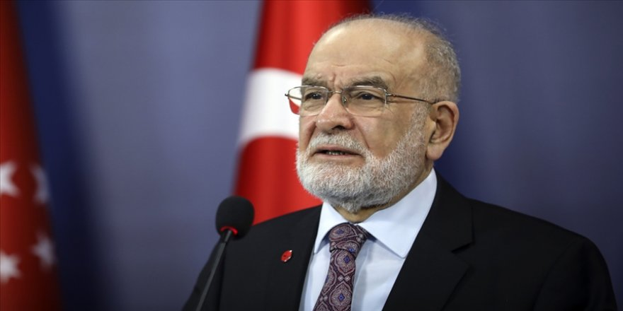 Saadet Partisi Genel Başkanı Karamollaoğlu: Önümüzdeki hafta içi uygun bir zamanda aşı olacağım