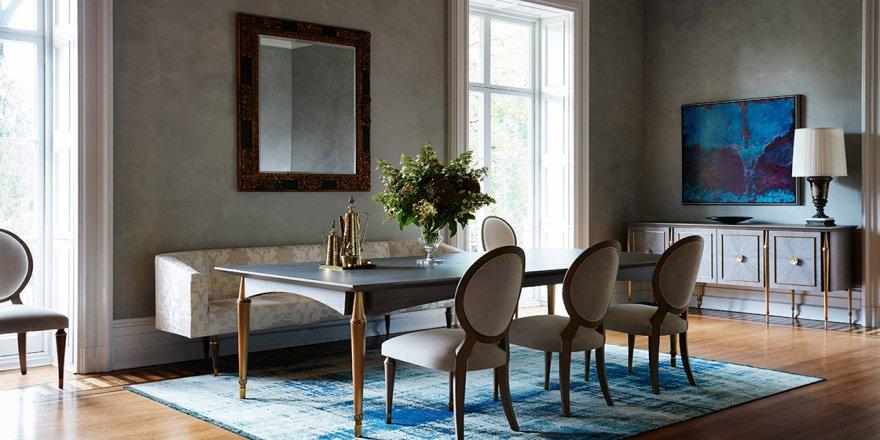 Anadolu'dan ilham alarak tasarladığı mobilyaları Hollywood yıldızlarına satıyor