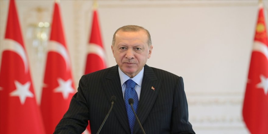 Cumhurbaşkanı Erdoğan: Türkiye jeotermalde Avrupa'da ilk, dünyada dördüncü sıraya yükselmiştir