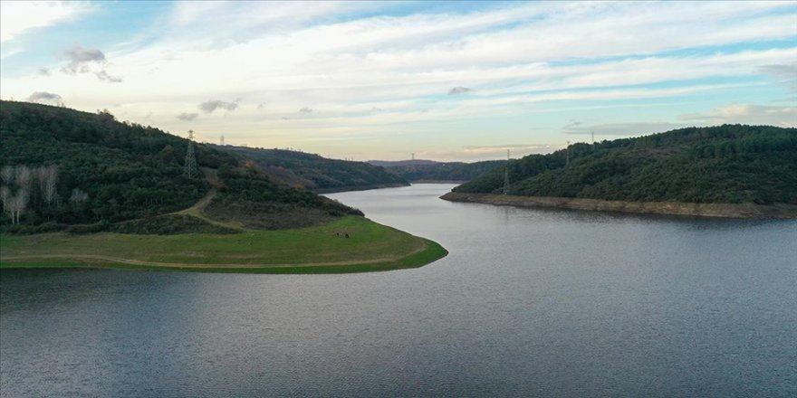 İstanbul'un barajlarındaki doluluk oranı bir haftada yüzde 9,5 arttı