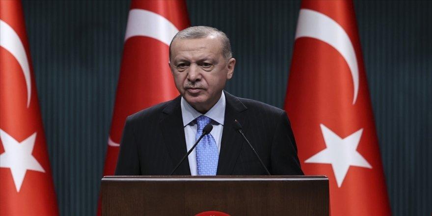 Öğrencilere 21. yüzyıl yetkinliklerinin kazandırılmasına ilişkin politika belgesi taslağı Erdoğan'a sunuldu