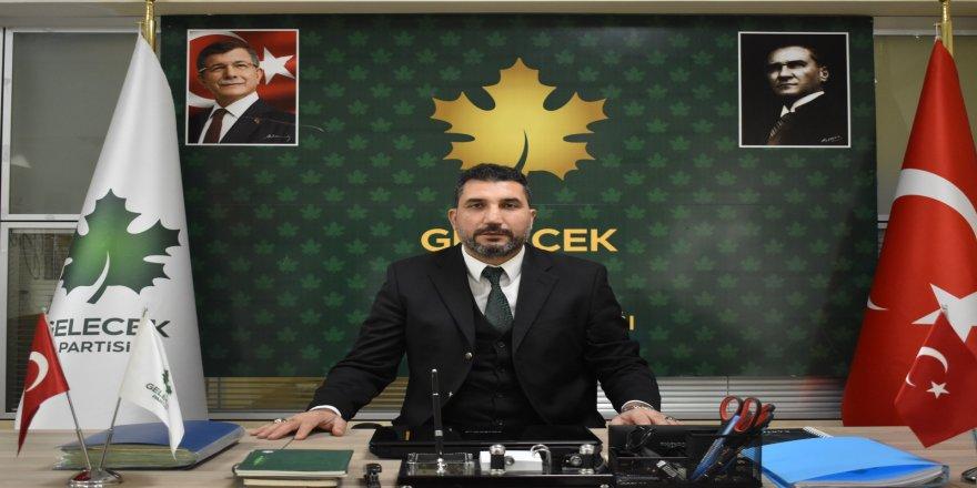 Gelecek Partisi Gebze İlçe Başkanı  Arabacı, Yetkilileri Göreve Davet Etti