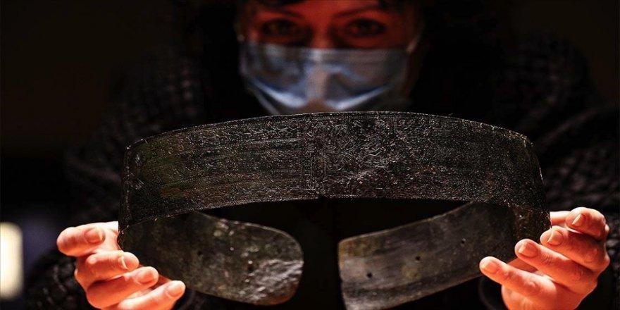 2 bin 800 yıllık 'prenses kemeri' İzmir'deki müzede sergileniyor