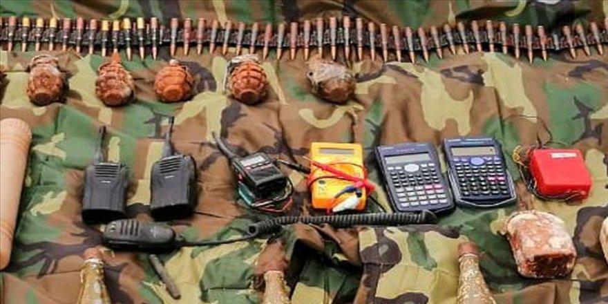 Son 3 yılda PKK/KCK'lı teröristlere ait 815 telsiz ele geçirildi, örgüt içi haberleşme yüzde 80 azaldı